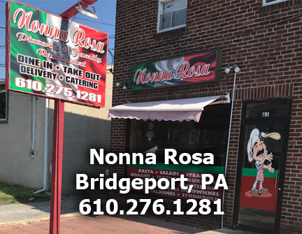 Nonna Rosa - Bridgeport, PA