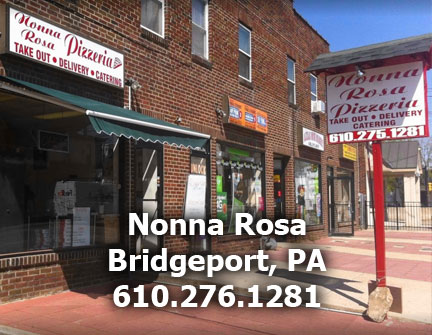 Nonna Rosa - Bridgeport, PA