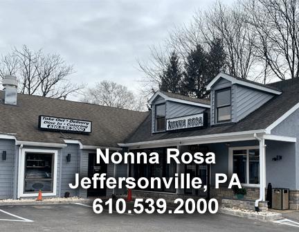 Nonna Rosa - Jeffersonville, PA